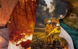 """""""Hỏa ngục"""" nước Úc tiếp nối mùa Đông không lạnh ở Matxcơva: Biến đổi khí hậu có nhấn chìm thập kỷ mới trong chảo lửa?"""