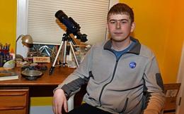 Thanh niên 17 tuổi phát hiện ra hành tinh mới rất đặc biệt khi đang thực tập tại NASA