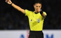 """Được trọng tài """"thương"""" ngày mở màn, U23 Việt Nam lại có thể hài lòng về người cầm còi trận gặp Jordan: Đến từ Nhật Bản, đang giữ một kỷ lục của bóng đá Việt"""