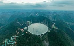 Trung Quốc kích hoạt 'Mắt trời', chính thức săn lùng sự sống ngoài Trái đất
