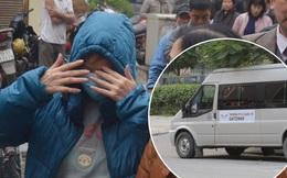 Xét xử vụ bé trai 6 tuổi tử vong vì bị bỏ quên trên xe đưa đón của trường Gateway: Bà Quy che kín mặt đi vào toà
