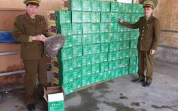Tạm giữ hàng trăm kg hạt hướng dương do Trung Quốc sản xuất không có hóa đơn chứng từ