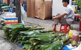 Chợ lá dong nửa thế kỷ ở Sài Gòn ế ẩm do heo tăng giá