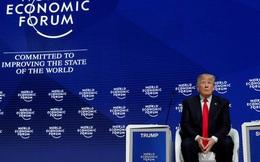 Sóng gió chờ ông Donald Trump ở Davos