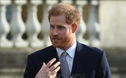 Những hoạt động cuối cùng trên cương vị Hoàng tử của Harry trước khi rời Anh