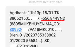 Trừ tiền điện của khách hai lần liên tiếp, EVN và Agribank đổ lỗi cho nhau