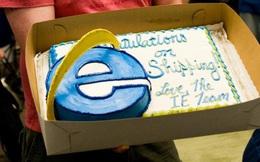 """Tại sao ba """"kỳ phùng địch thủ"""" Microsoft, Google và Mozilla lại gửi bánh kem cho nhau mỗi khi ra mắt trình duyệt?"""