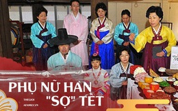 Tết với phụ nữ Hàn là những ngày làm việc tăng ca nhiều giờ liền nhưng không dám than phiền vì cảm giác có lỗi với tất cả mọi người