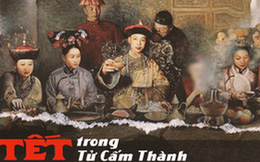 """""""Hương vị năm mới"""" của hoàng gia trong Tử Cấm Thành: Vua Càn Long thường làm gì vào dịp đầu năm?"""