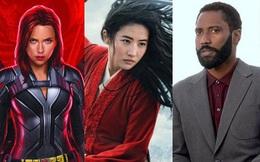 """10 phim bom tấn hứa hẹn công phá doanh thu 2020: Marvel tiếp tục hốt bạc nhưng thế giới đang nín thở đợi Christopher Nolan """"tung chiêu"""""""