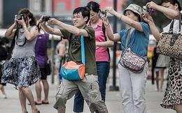 Khách Trung Quốc tăng đột biến 72,6% trong tháng 1