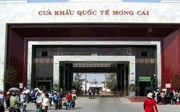 Gấp rút xây bệnh viện dã chiến đối phó virus corona ở cửa khẩu Móng Cái
