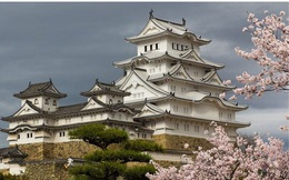 Tòa lâu đài trắng lung linh ở Nhật Bản chứa đựng bí ẩn về linh hồn của nữ người hầu bị chính người thương của mình giết chết tại đây