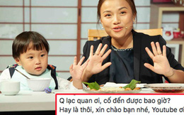 """Dân tình lo lắng khi thấy Quỳnh Trần JP ngừng đăng vlog, buồn bã tâm sự: """"Xin chào bạn nhé, Youtube ơi"""""""