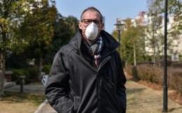 Virus Corona: Ai cũng muốn chạy khỏi tâm dịch, bác sĩ người Pháp tình nguyện ở lại Vũ Hán