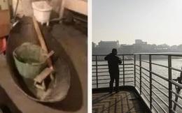 Chạy nạn thời dịch bệnh 2020: Chèo bồn tắm gỗ xuyên sông Trường Giang dài nhất Trung Quốc để thoát khỏi cơn càn quét của virus corona