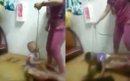 Đề nghị xử lý nghiêm người mẹ đánh đập con dã man ở Bình Dương