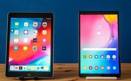 Vừa tròn 10 năm tuổi đời, iPad đã thể hiện vị thế áp đảo tuyệt đối trước các đối thủ Android