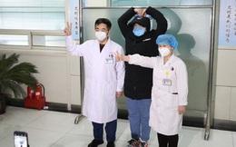 """Điểm sáng giữa """"tâm bão"""": 328 người TQ nhiễm virus corona đã được chữa khỏi bệnh và xuất viện"""