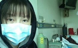Xót xa cô gái trở về Vũ Hán thăm mẹ mắc bệnh ung thư rồi bị chẩn đoán nhiễm virus corona cùng bố, gia đình mỗi người một nơi trong bệnh viện