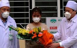 CLIP: Nữ bệnh nhân Thanh Hóa chia sẻ việc nhiễm virus corona được điều trị thành công