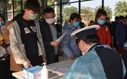 Bộ Tư lệnh Thủ đô Hà Nội bố trí doanh trại cách ly 950 người Việt từ vùng dịch corona trở về