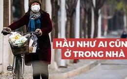 Du học sinh Việt Nam ở Vũ Hán: Chúng tôi vẫn đủ lương thực, nhưng không dám ra ngoài
