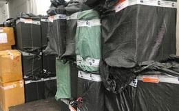 Hà Nội: Ngăn chặn vụ tuồn 120.000 chiếc khẩu trang y tế lên biên giới