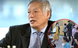 Chuyên gia từng đối đầu với đại dịch SARS: Không cần cách ly sau khi tiếp xúc gần với người Trung Quốc bởi như thế sẽ phải cách ly hết...