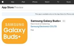 Samsung công bố sản phẩm mới trên website của... Apple