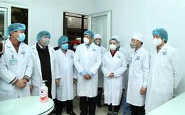 Bộ Y tế làm việc tại tỉnh Vĩnh Phúc về công tác phòng chống dịch