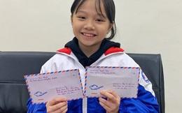 Bé gái lớp 4 viết thư cho Thủ tướng và góp tiền chống dịch 2019-nCoV