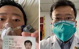 Bệnh viện chính thức xác nhận bác sĩ Trung Quốc từng cảnh báo virus corona qua đời