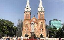 Sợ corona, nhiều điểm tham quan ở Sài Gòn 'vắng như chùa bà đanh'