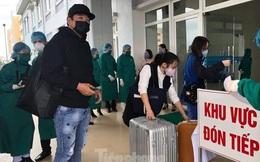Trực tiếp bên trong bệnh viện cách ly đặc biệt hơn 300 người về từ Trung Quốc
