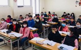 Cách ly 5 sinh viên trường đại học Sư phạm Hà Nội 2 và 55 học sinh Lai Châu phơi nhiễm nCoV