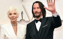 Thay vì đi với người yêu như nhiều diễn viên khác, Keanu Reeves lựa chọn sánh bước cùng mẹ trên thảm đỏ Oscars 2020