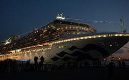 Thảm cảnh của 1035 thủy thủ trên du thuyền Princess Diamond bị phong tỏa: Ăn uống và dùng nhà vệ sinh chung, nguy cơ nhiễm virus cao