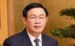 Bí thư Hà Nội Vương Đình Huệ chủ trì cuộc họp về phòng chống dịch Covid-19