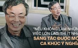 """Thầy dạy Toán 65 tuổi sáng tác bài hát """"Đánh giặc Corona"""" dậy sóng cộng đồng mạng: """"Chẳng nhẽ trong cuộc chiến này, âm nhạc lại đứng ngoài?"""""""