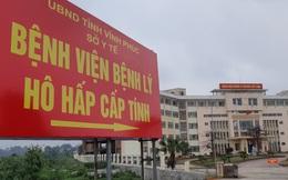 Cận cảnh bệnh viện dã chiến ứng phó dịch Covid 19 ở Vĩnh Phúc