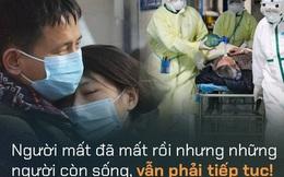 """""""Chúng ta đều là những nhân vật nhỏ bé"""": Tiếng lòng day dứt của bác sĩ Vũ Hán dành cho chủ quầy hàng nhỏ cạnh bệnh viện"""