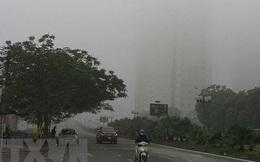 Không khí tại Hà Nội và các tỉnh lân cận tiếp tục ô nhiễm