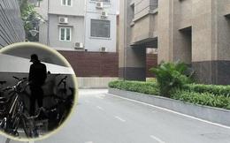 Cư dân chung cư cao cấp phẫn nộ vì bảo vệ tè bậy ngay trong hầm gửi xe