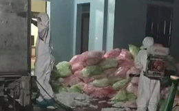 Thanh niên gom 600kg khẩu trang đã qua sử dụng ở Vĩnh Phúc mang về Hà Nội