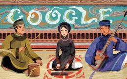 """Lần đầu tiên Google tôn vinh """"Ngày giỗ tổ nghiệp ca trù"""" cùng lời nhắn nhủ sâu sắc đến giới trẻ"""