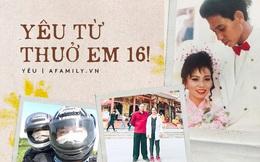 """Người đàn ông Hà Nội mê đắm cô gái Sài Gòn 16 tuổi trong chuyến công tác mà nên vợ nên chồng, 26 năm bên nhau vẫn hạnh phúc nhờ bí quyết: """"Tất cả tài sản trong tay vợ"""""""