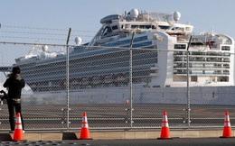Covid-19: Hành khách thứ ba trên tàu du lịch Nhật Bản tử vong