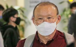 Bộ Y tế thông tin về sức khỏe HLV Park Hang Seo khi nhập cảnh vào Việt Nam