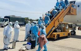 Đà Nẵng lên phương án bố trí máy bay đưa 22 du khách Hàn Quốc về nước